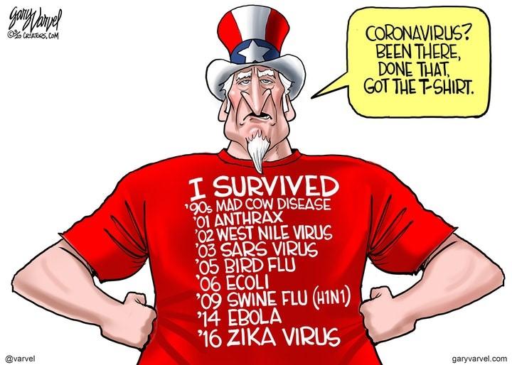 coronavirus shirt