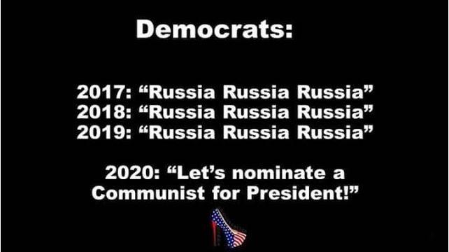 democrats russia communist