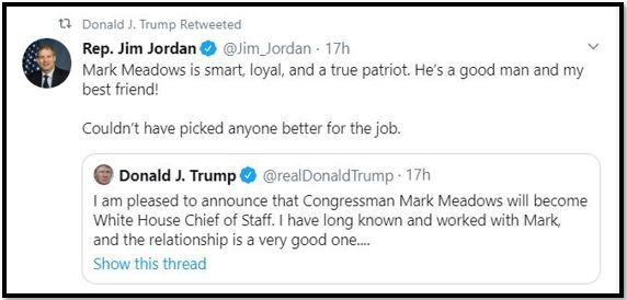 jim jordan mark meadows