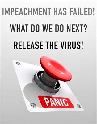 release the virus