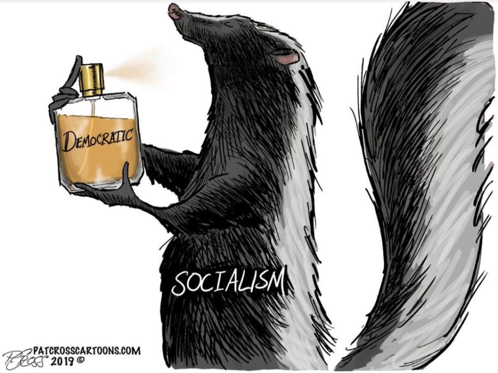 socialism skunk