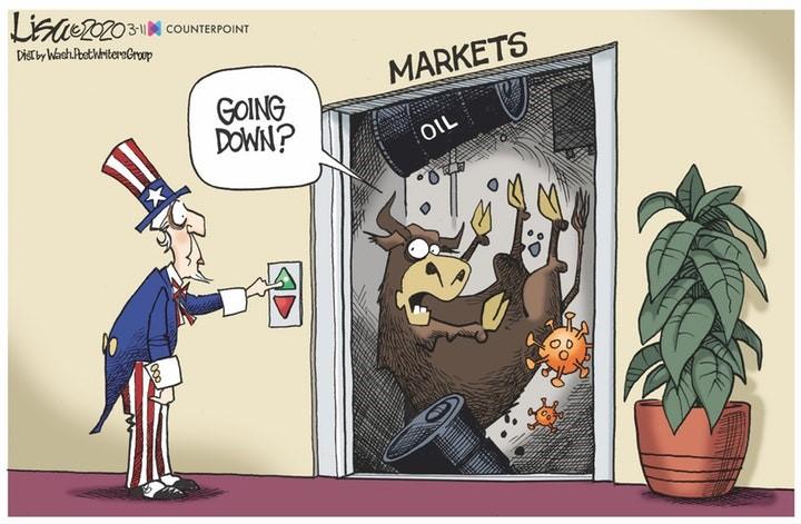 STOCK MARKET ELEVATOR