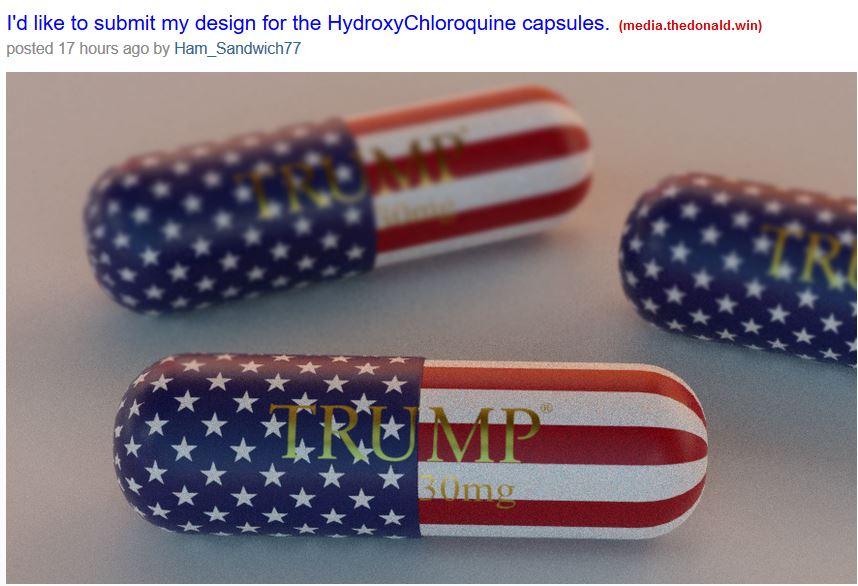 trump pill