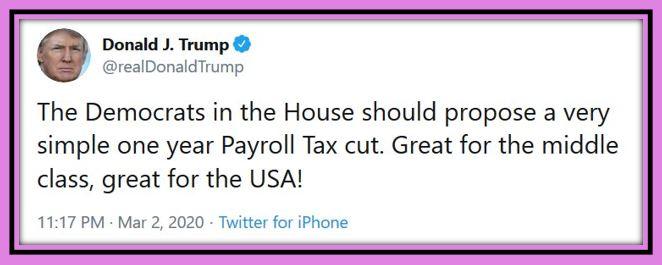 tt payroll tax cut