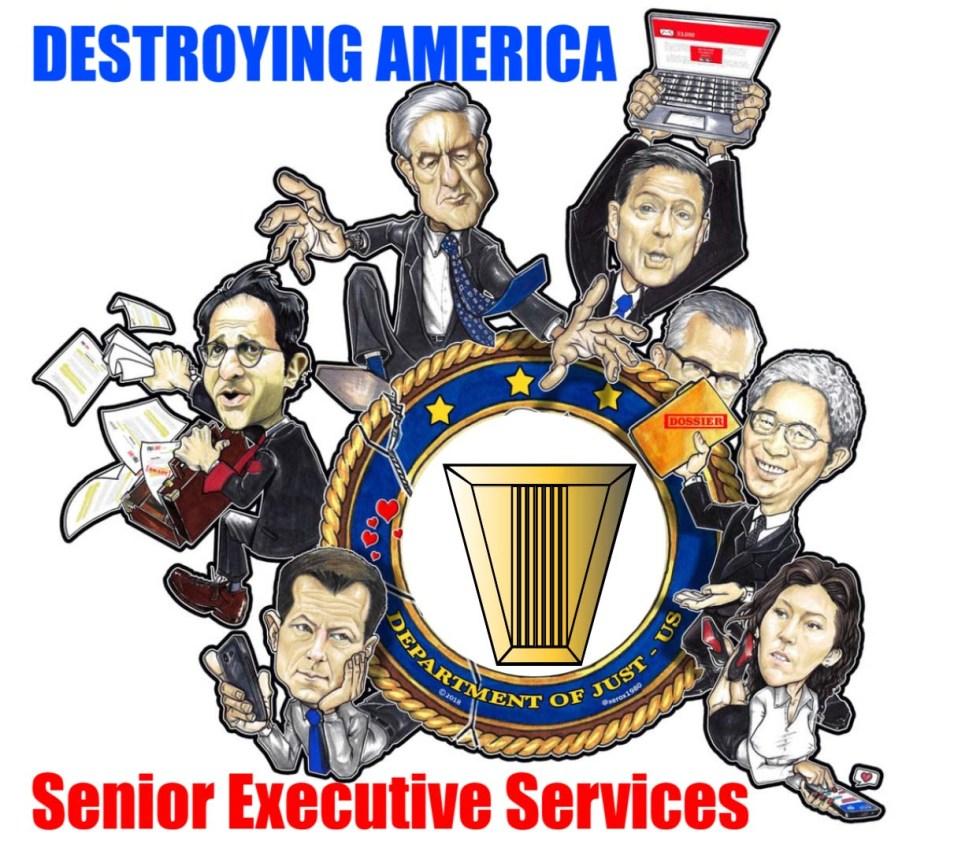 destroy america ses senior executive