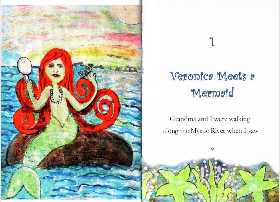 veronica mermaid